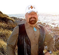 Author Patrick Mendoza