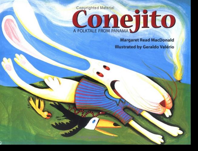 Conejito Cover