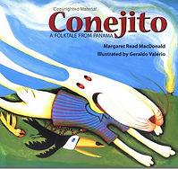 Conejito a Folktale from Panama Cover