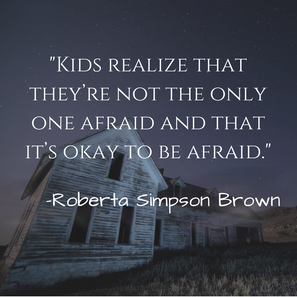 Embrace the Fear: How Kids Benefit from Scary Stories