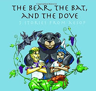 The Bear, The Bat, and The Dove Cover
