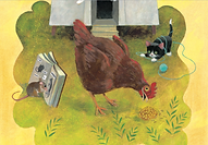 from The Little Red Hen