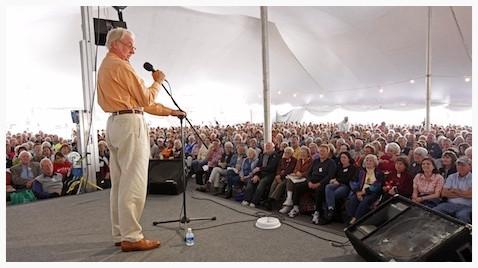 Donald Davis Storytelling