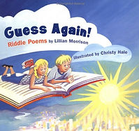 Guess Again! Riddle Poems Cover