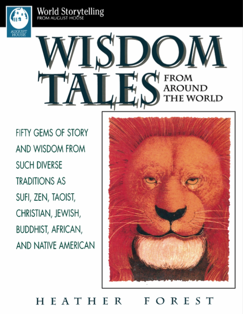 Wisdom Tales From Around the Word Cover
