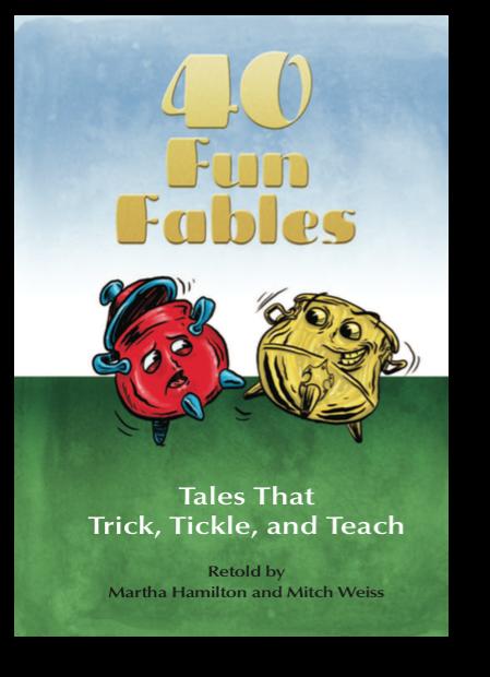 40 Fun Fables Cover