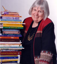 Interview with Margaret Read MacDonald, Pt. 1