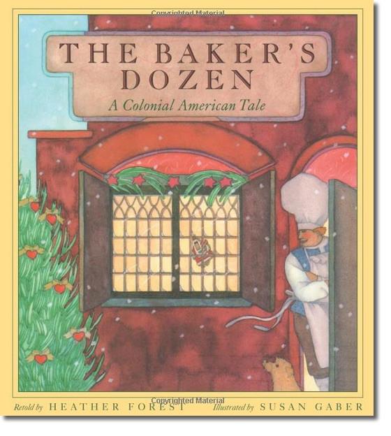 The Baker's Dozen Cover