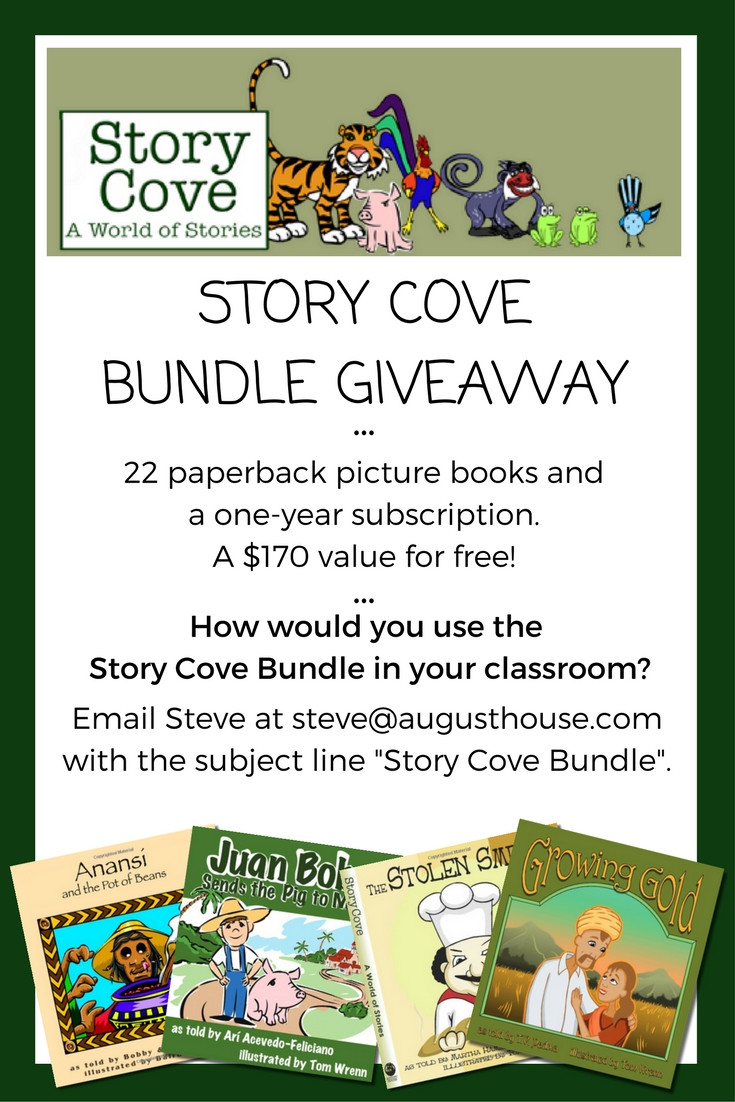 Story Cove Bundle Giveaway