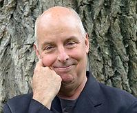 Author Bill Harley