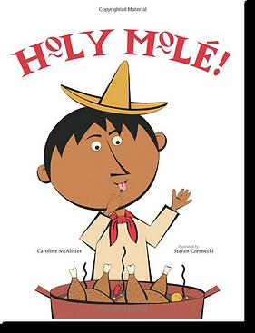Holy Molé! Cover