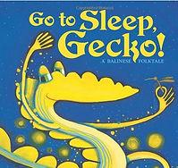 Go to Sleep, Gecko! Cover