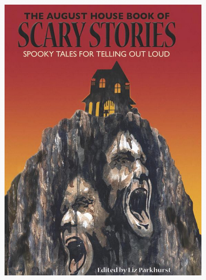 The August House Book of Scary Stories Cover
