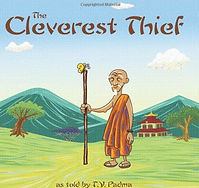 The Cleverest Thief Cover