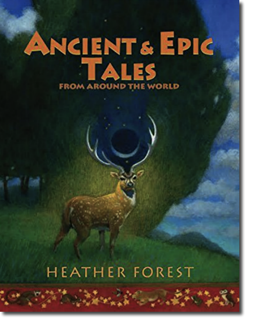 Ancient and Epic Tales Cover