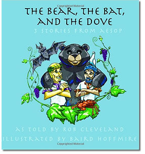 The Bear, the Bat and the Dove Cover