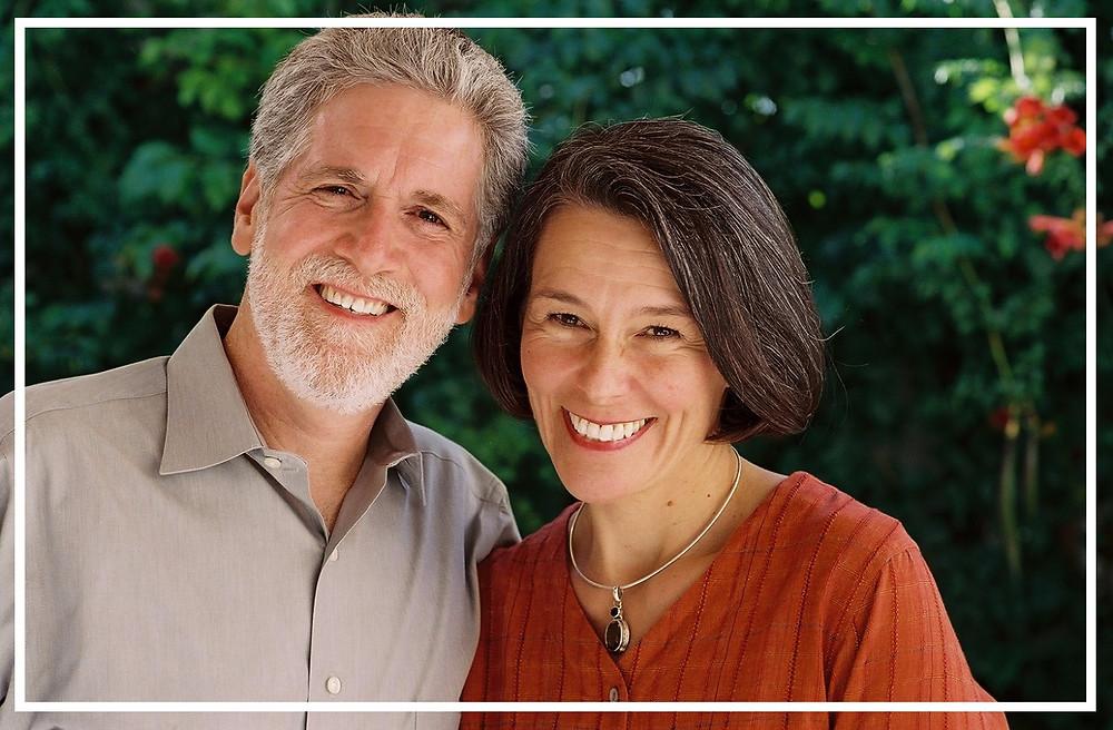 Mitch Weiss & Martha Hamilton Portrait