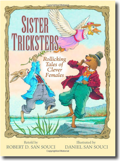 Sister Tricksters: Rollicking Tales of Clever Females Cover