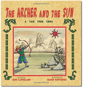 The Archer and the Sun Cover