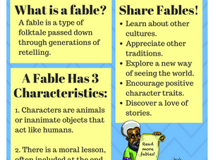 Poster: Why Sharing Fables is Important
