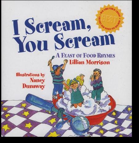 I Scream, You Scream Cover