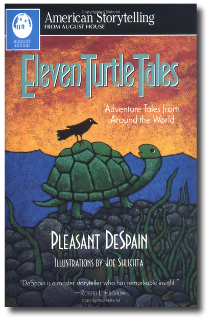 Eleven Turtle Tales Cover