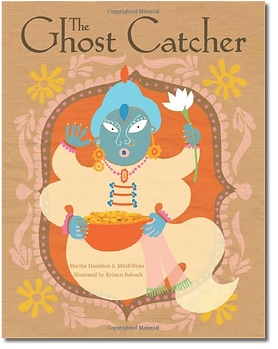 The Ghost Catcher Cover