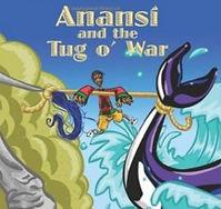 Anansi and the Tug o' War Cover