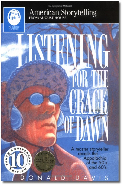 Listening for the Crack of Dawn Cover
