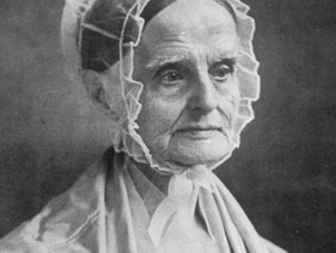 Women's History Month: Lucretia Mott