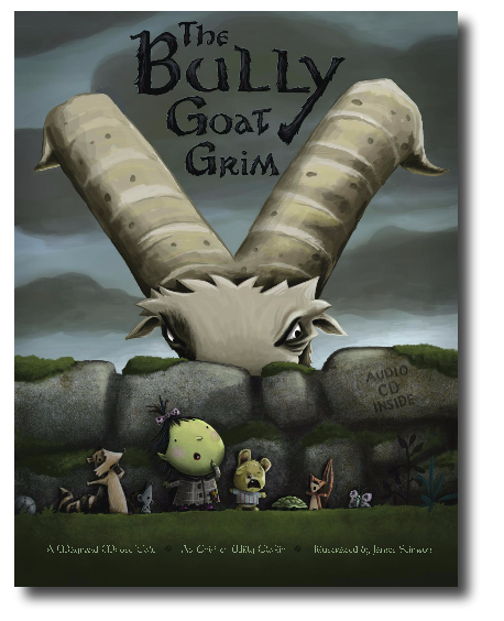 The Bully Goat Grim Cover