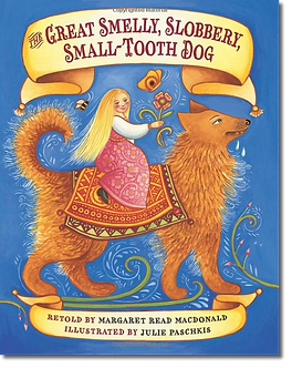 The Great Smelly, Slobbery, Small-Tooth Dog Cover