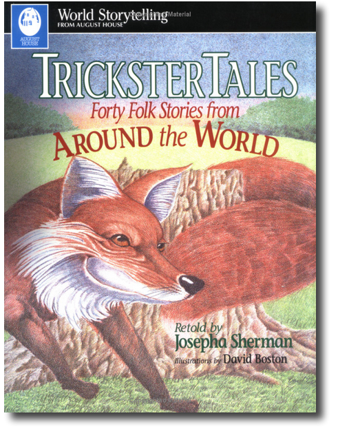 Trickster Tales Cover
