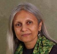 Author Uma Krishnaswami