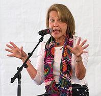 Author Barbara McBride-Smith
