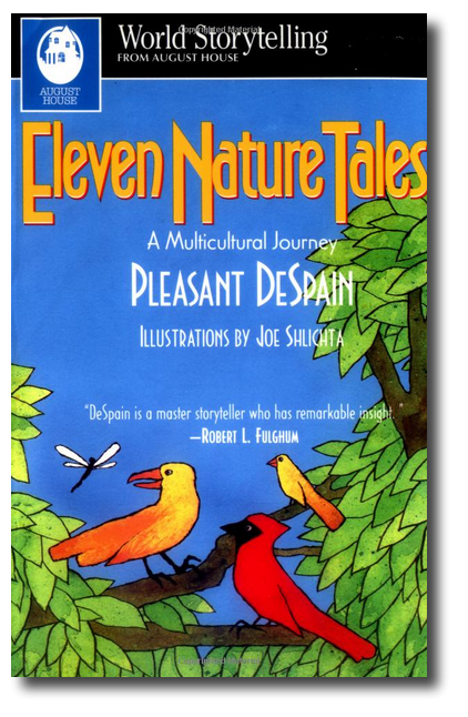 Eleven Nature Tales Cover