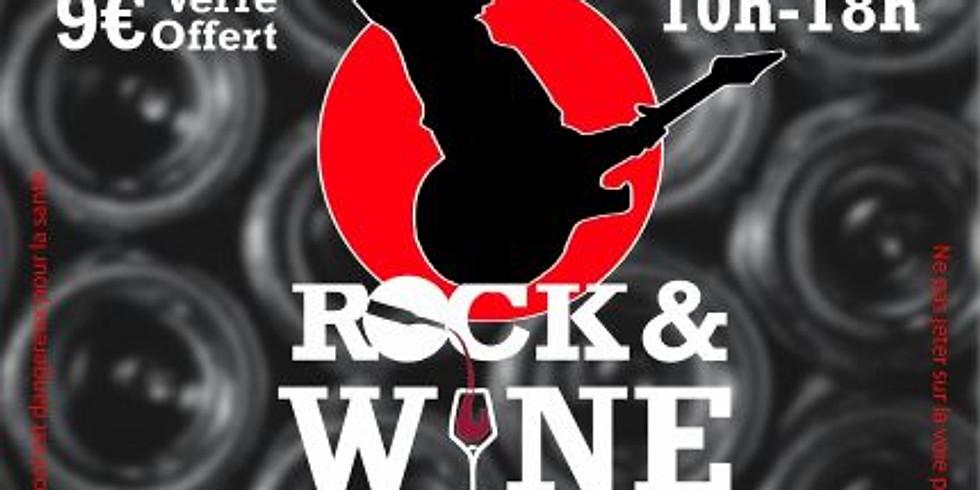 """33ème Salon des Vins """"Rock and WINE"""""""