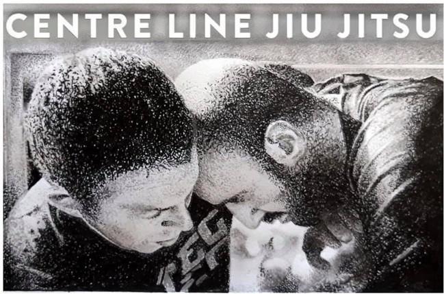 Centre Line Jiu Jitsu Dot Work Damian.jp