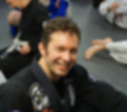 Centre Line Jiu Jitsu coach Howard Newto