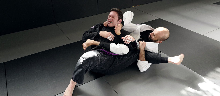 BJJ and Self Development: Can learning to kill make you a more compassionate & evolved individual?