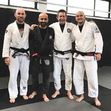 Okinawa, Hong Kong & Worthing Black Belts