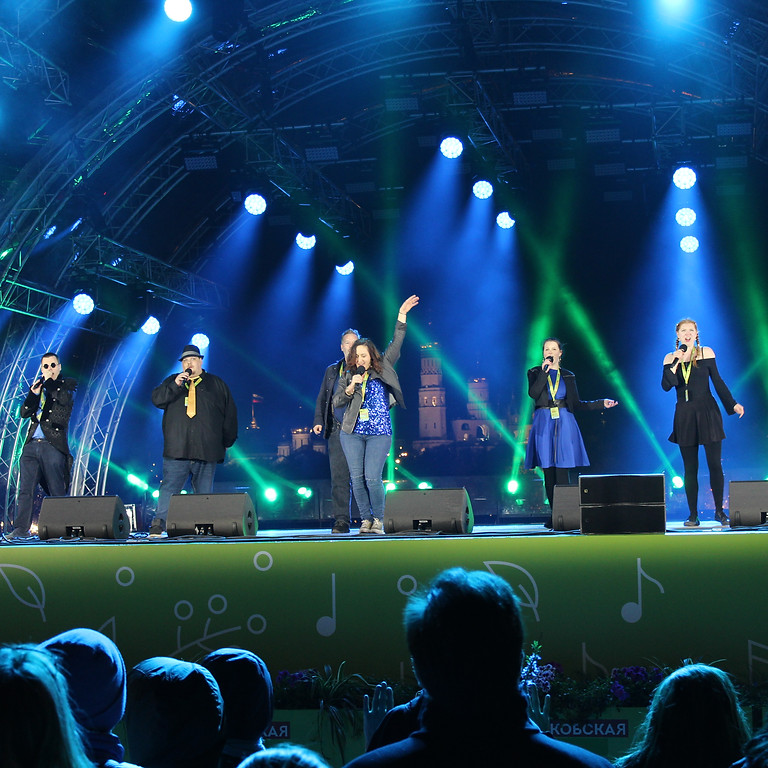 Moscow Spring A Cappella Festival