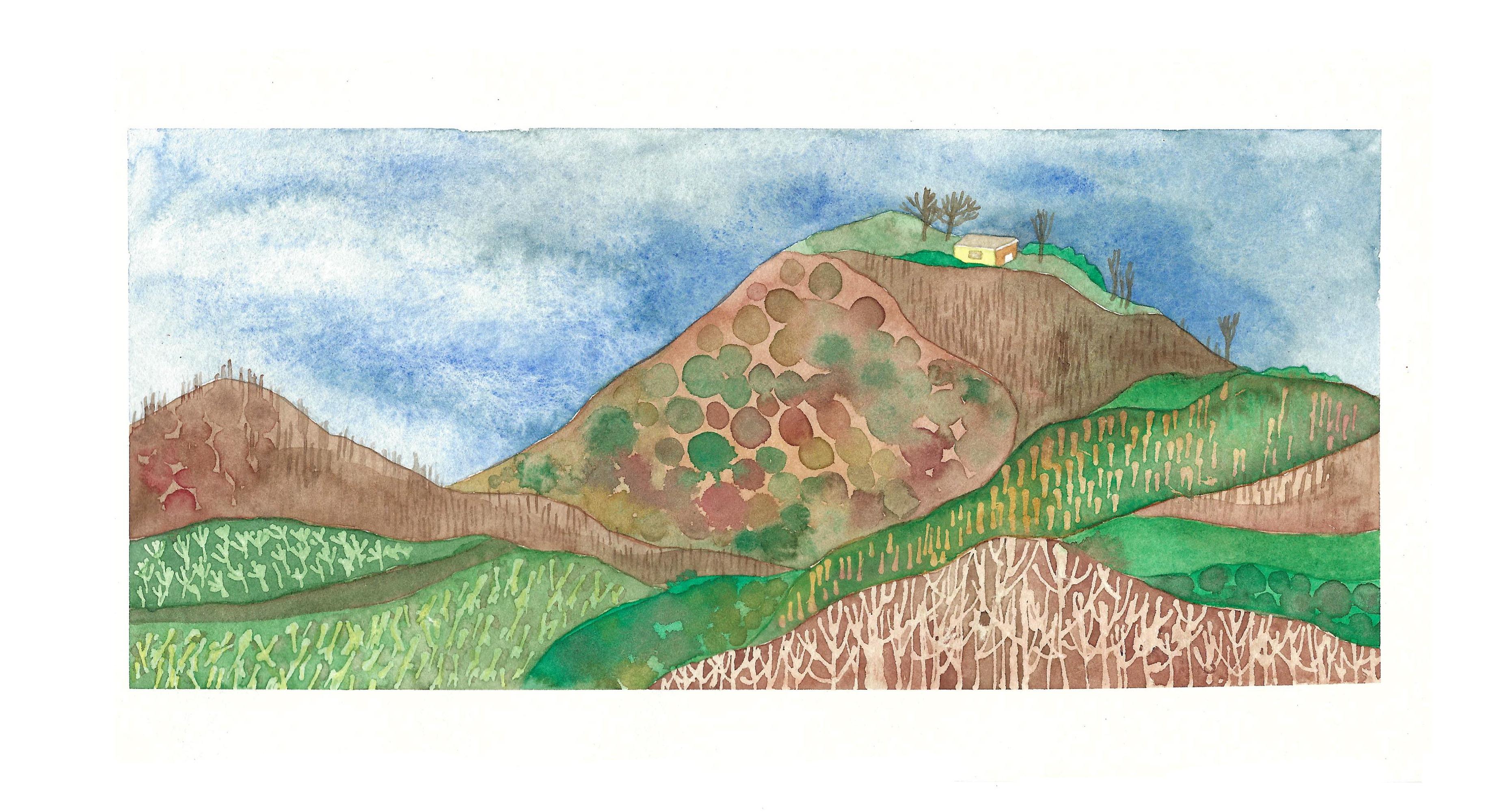 paisaje los ajos