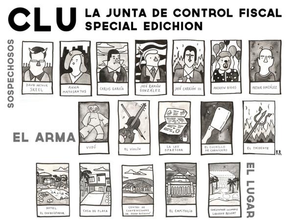 La Junta Clu Game
