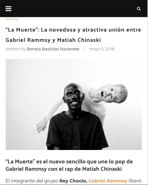 SOLO ARTISTAS CHILENOS 05/05/2018