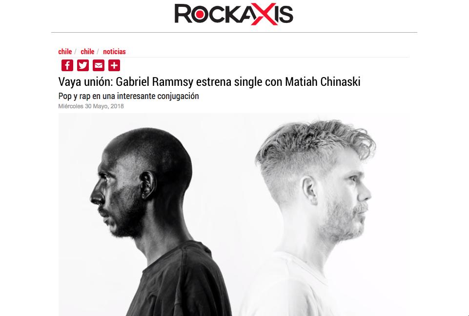 ROCKAXIS 30/05/2018