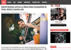 SOLO ARTISTAS CHILENOS 07/2016