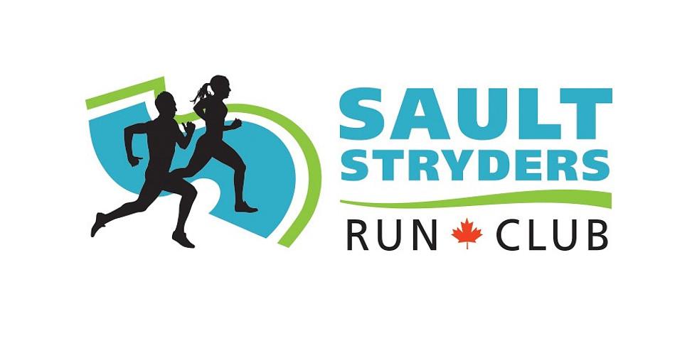 SAULT STRYDERS RUN CLUB FREE RUN