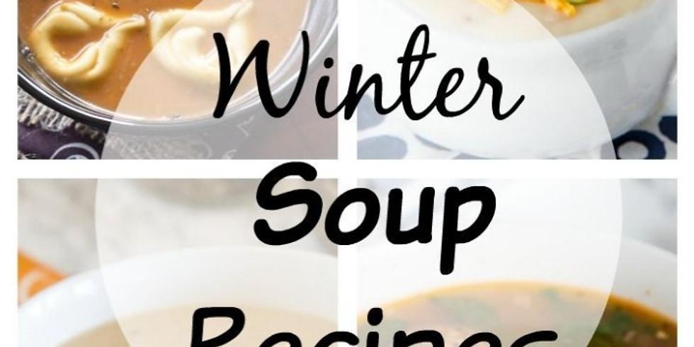 Winter Warm up Soup Recipe Contest-Bon Soop