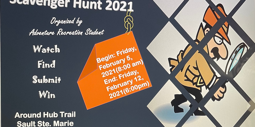 Sault College Virtual Scavenger Hunt Adventure